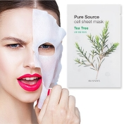 Pure Source Cell Sheet Mask (Tea Tree)