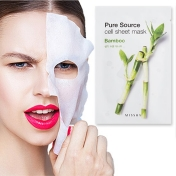 Pure Source Cell Sheet Mask (Bamboo)