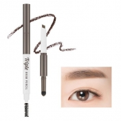 Triple Brow Pencil (Dark Brown)