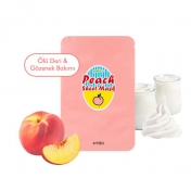 A'PIEU Peach & Yogurt Sheet Mask
