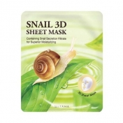 Healing Snail 3D Sheet Mask