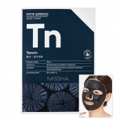 Phytochemical Skin Supplement Sheet Mask (Tannin/Purifying)
