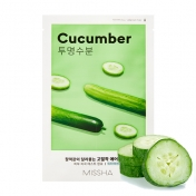 MISSHA Airy Fit Sheet Mask (Cucumber)