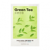 MISSHA Airy Fit Sheet Mask (Green Tea)