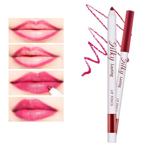Silky Lasting Lip Pencil (Royal Carpet)