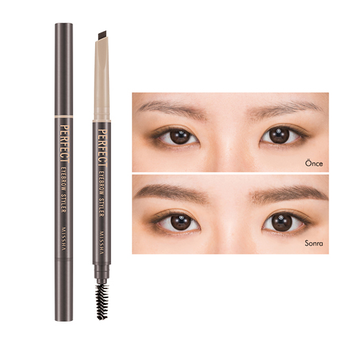 Perfect Eyebrow Styler (Dark Brown)