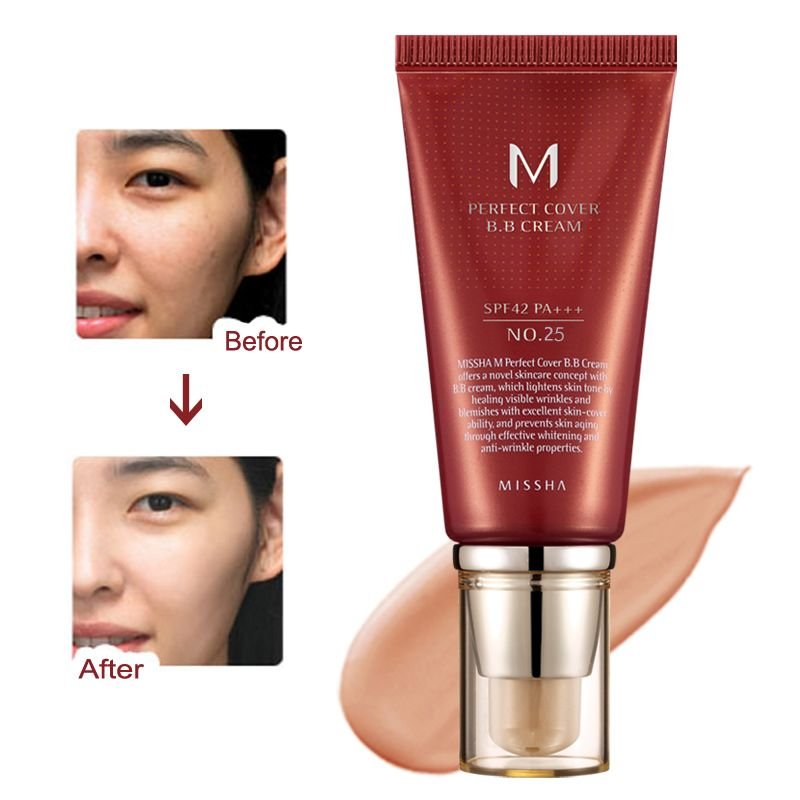 M Perfect Cover BB Cream No: 25