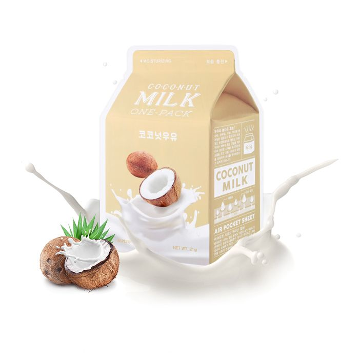 A'PIEU Coconut Milk One-Pack