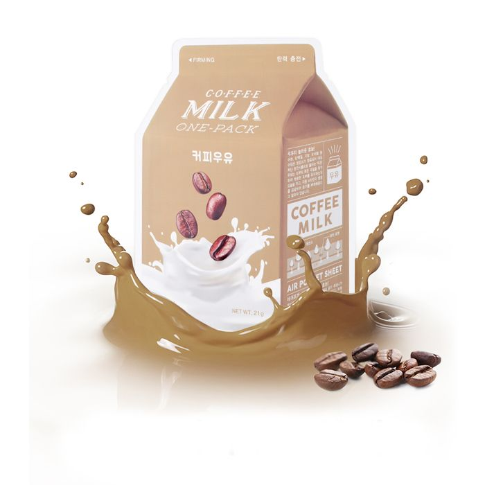 A'PIEU Coffee Milk One-Pack