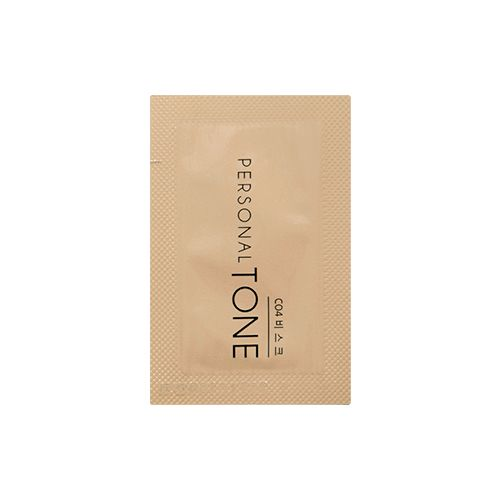 A'PIEU Personal Tone Foundation_Bisque (0.7ml/film)