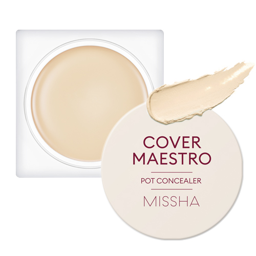 Cover Maestro Pot Concealer (No.21/Piano)
