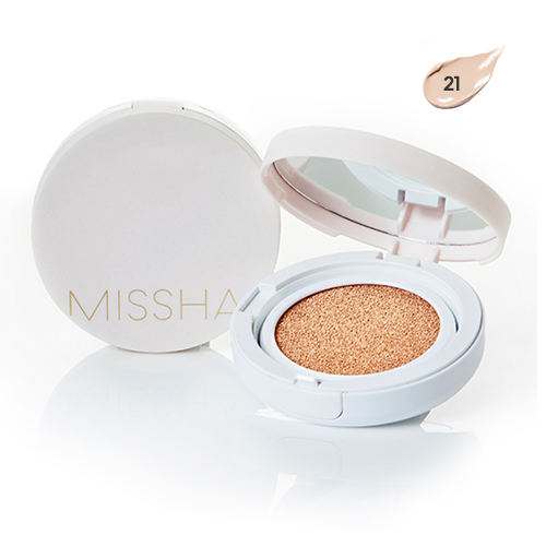 Magic Cushion Cover Lasting SPF50+/PA+++ (No.21)