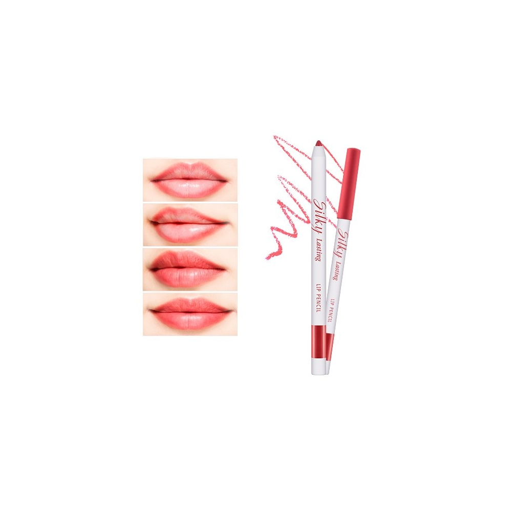 Silky Lasting Lip Pencil (Lost Girl)
