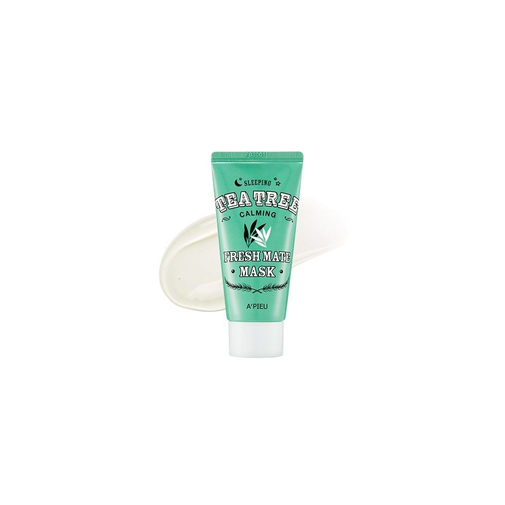 A'PIEU Fresh Mate Tea Tree Mask (Calming)