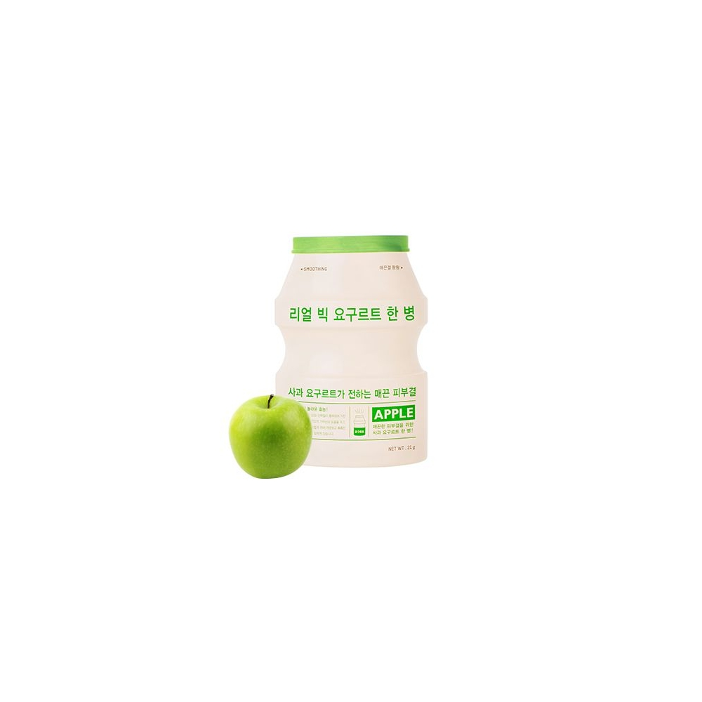 A'PIEU Real Big Yogurt One-Bottle (Apple)