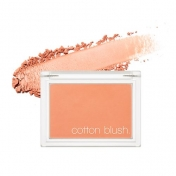 Cotton Blusher (Carrot Butter Cream)