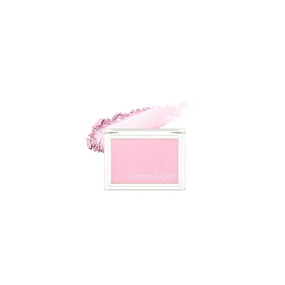 Cotton Blusher (Lavender Perfume)