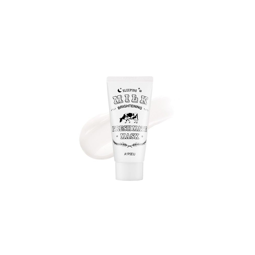 A'PIEU Fresh Mate Milk mask (Brightening)