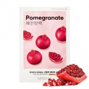 Airy Fit Sheet Mask (Pomegranate)