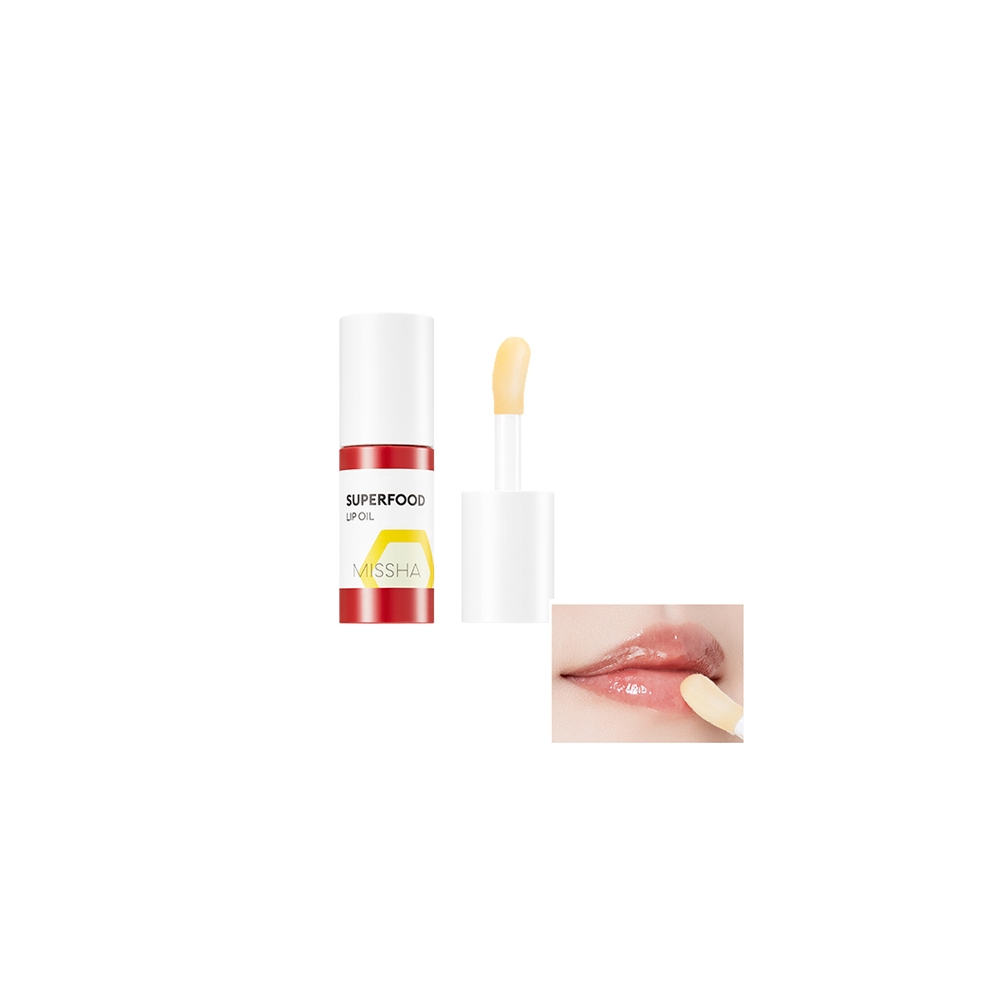 Super Food Lip Oil Honey