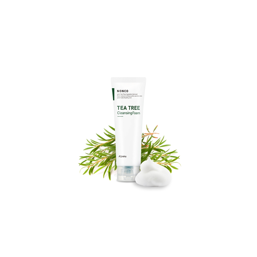 A'PIEU Nonco Tea Tree Cleansing Foam