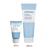 Super Aqua Refreshing Cleansing Foam
