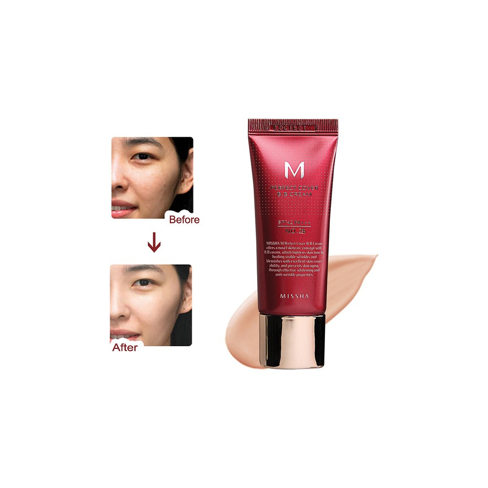 M Perfect Cover BB Cream No: 25 ( 20 ML )