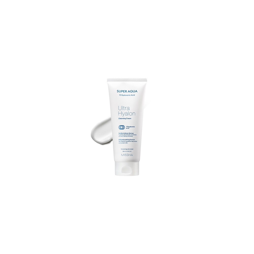 Super Aqua Ultra Hyalon Cleansing Cream
