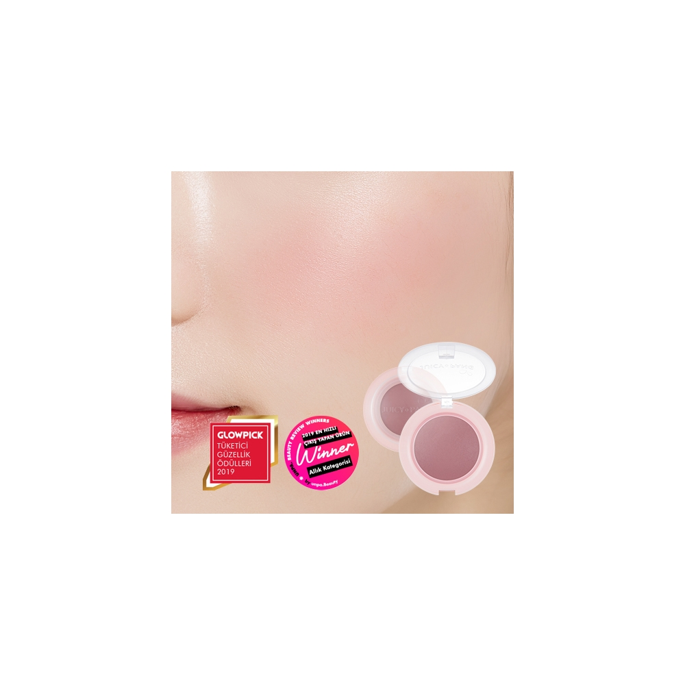 A'PIEU Juicy-Pang Jelly Blusher (PK01)