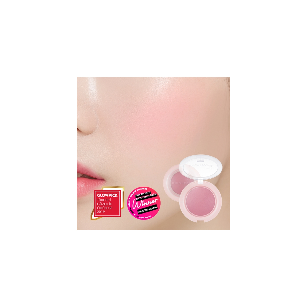 A'PIEU Juicy-Pang Jelly Blusher (VL01)
