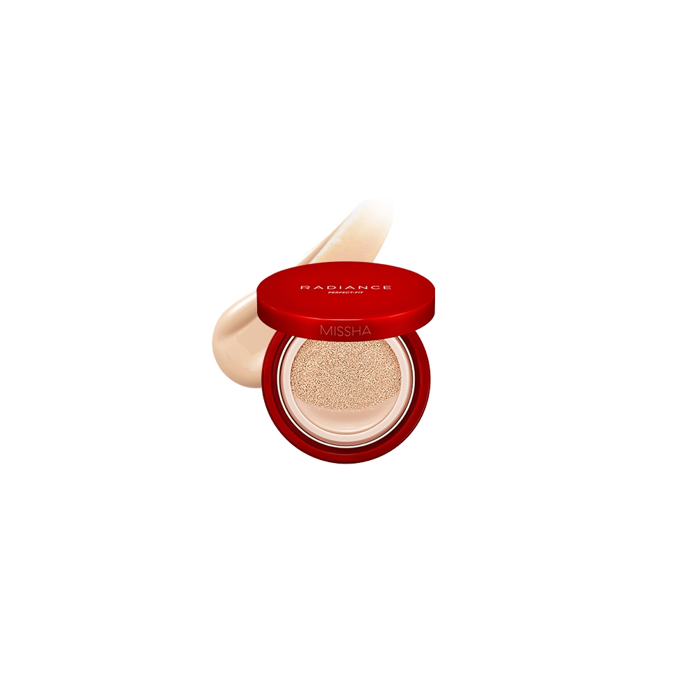 Radiance Perfect Fit Cushion Foundation (No.23 Sand)