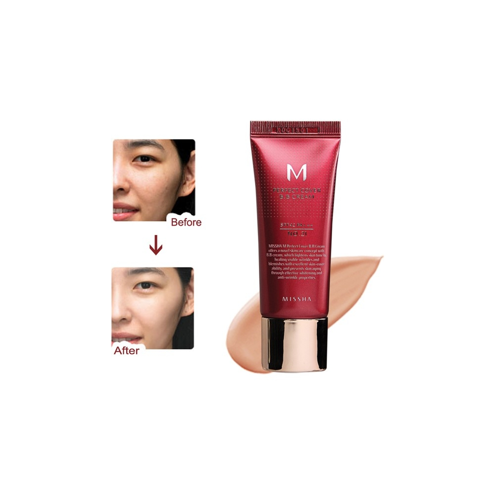 M Perfect Cover BB Cream No: 23 ( 20 ML )