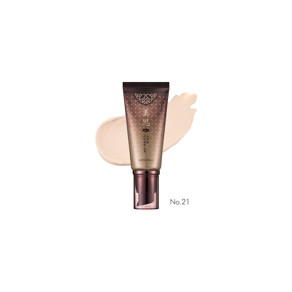 MISA Cho Bo Yang BB Cream SPF30/PA++ (No.21 Soft)