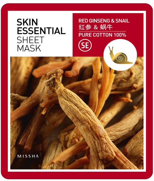 Missha Skin Essential Sheet Mask
