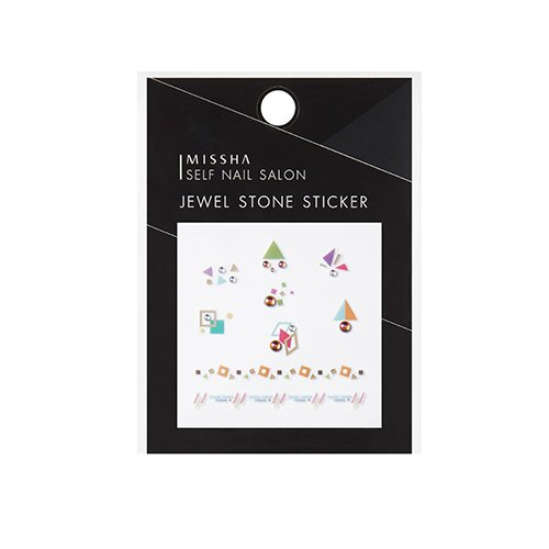 Self Nail Salon Jewel Stone Sticker (No.05/Sprinkle)