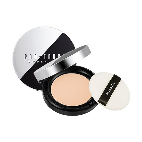 Pro-Touch Powder Pact SPF25/PA++ (No.21)
