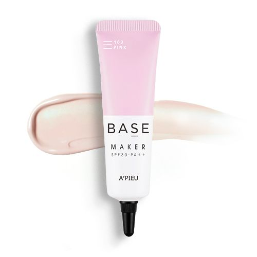 A'PIEU Base Maker Pink SPF30/PA++