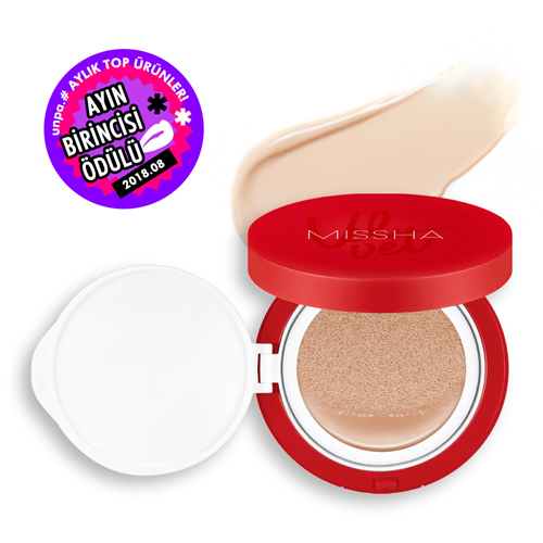 Velvet Finish Cushion SPF50+/PA+++ (No.21)