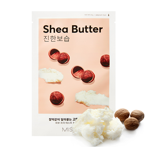 MISSHA Airy Fit Sheet Mask (Shea Butter)