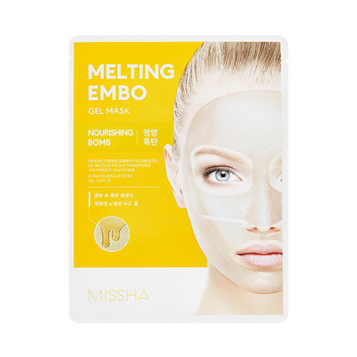 MISSHA Melting Embo Gel Mask (Nourishing-Bomb)