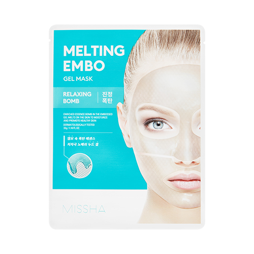 MISSHA Melting Embo Gel Mask (Relaxing-Bomb)
