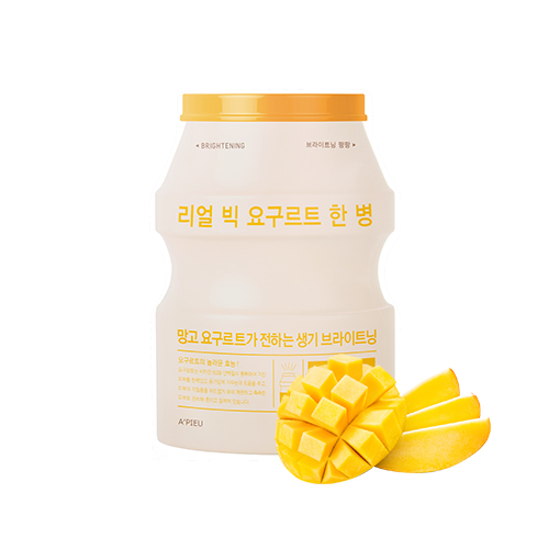 A'PIEU Real Big Yogurt One-Bottle (Mango)