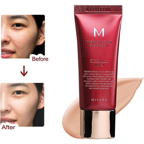 M Perfect Cover BB Cream No: 21 ( 20 ML )