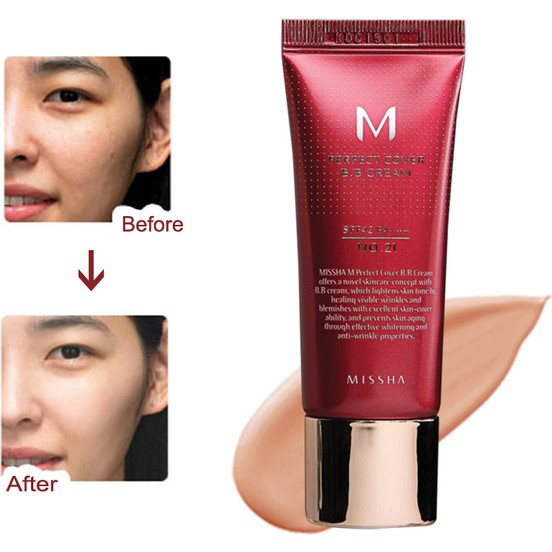 M Perfect Cover BB Cream No: 27  ( 20 ML )